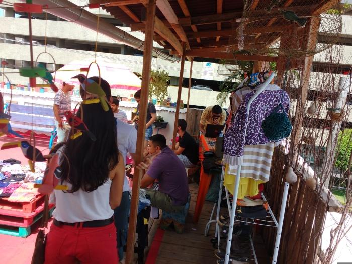 O Bazar Muvuqueiro foi uma parceria nossa com a Muvuca na Cumbuca - Semana de Comunicação da UFPA e a Da Tribu :3